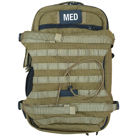 Picture of The Integrated BackPack with MED Velcro Label