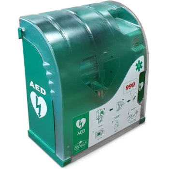 Picture of AED Cabinet with Audible Alarm – Aivia 100