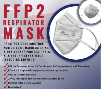 Picture of FFP2 Mask
