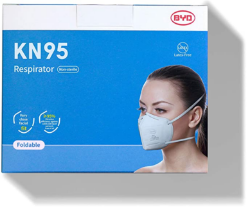 Picture of BYD CARE KN95 Respirator